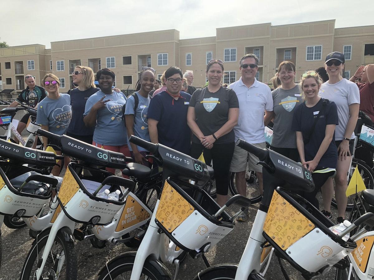 Semmes Murphey Bike Share Day