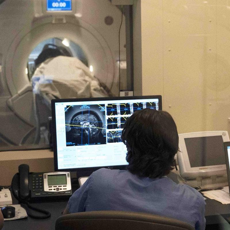 Focused Ultrasound Patient Procedure