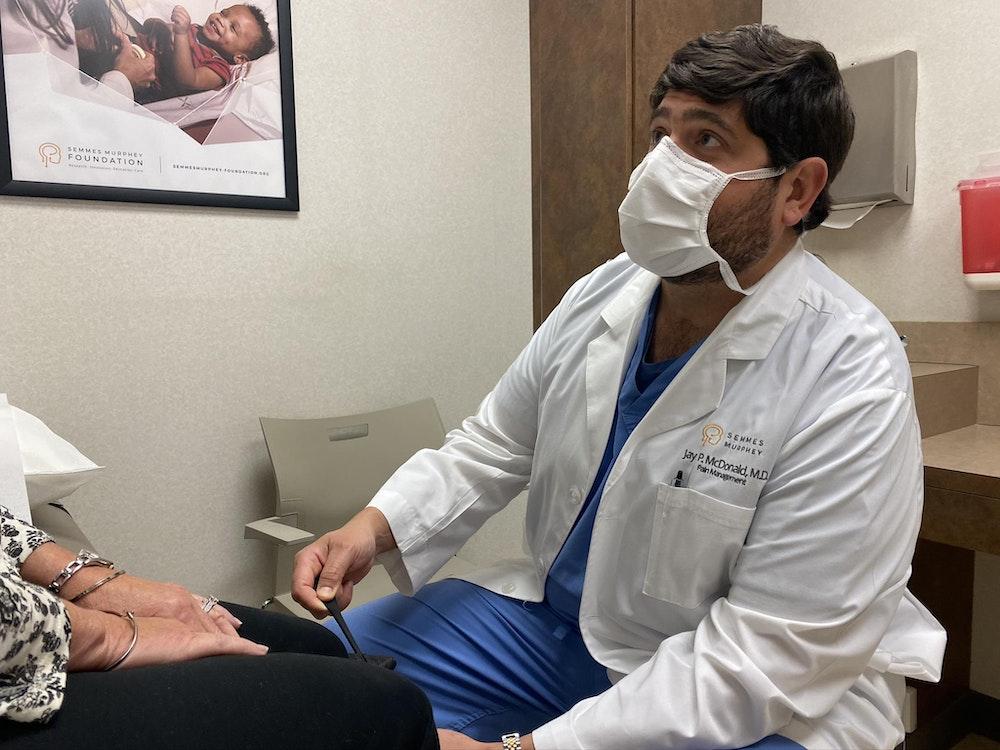 Jay Mc Donald Clinic 4