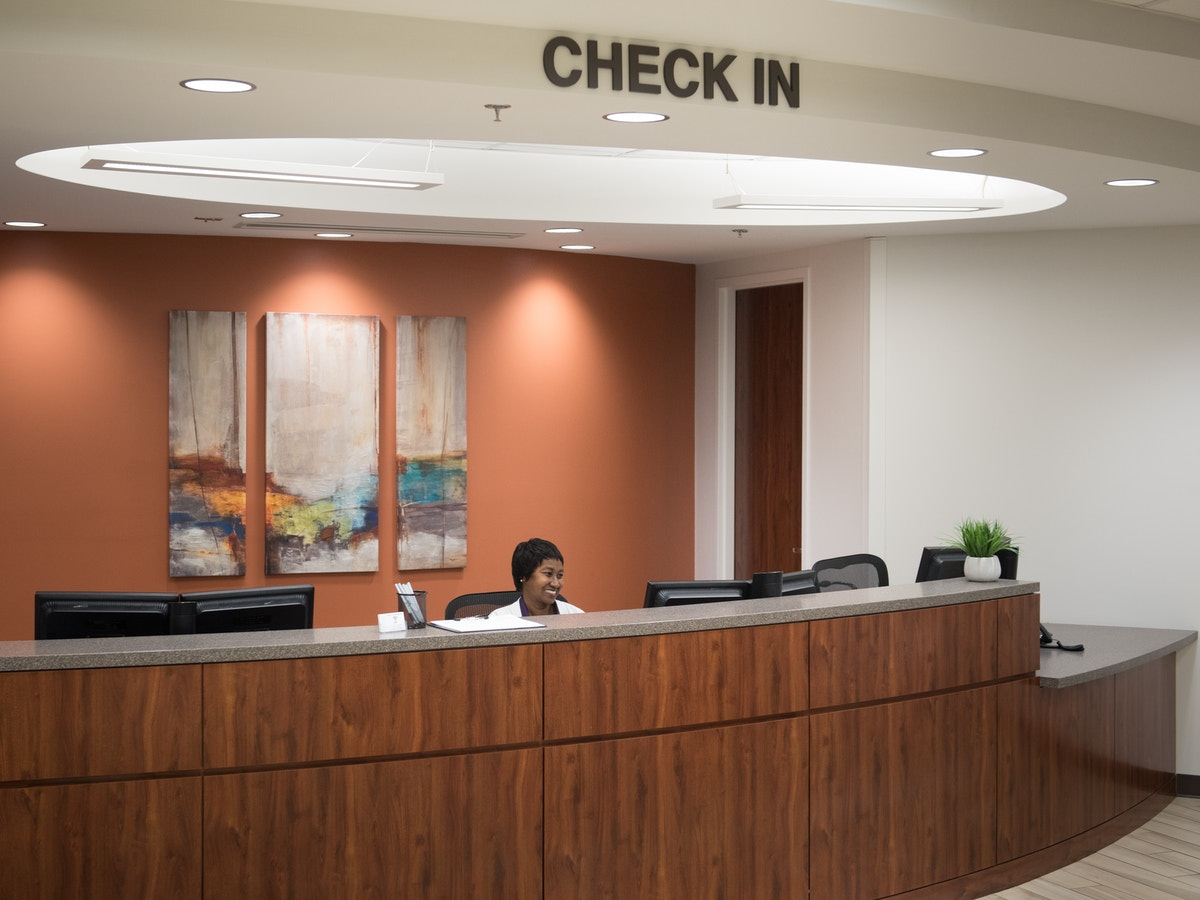 Memphis Check In Desk