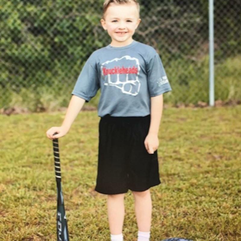 Semmes Murphey Patient Landon Baseball
