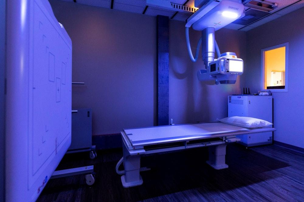 X Ray Machine Semmes Murphey